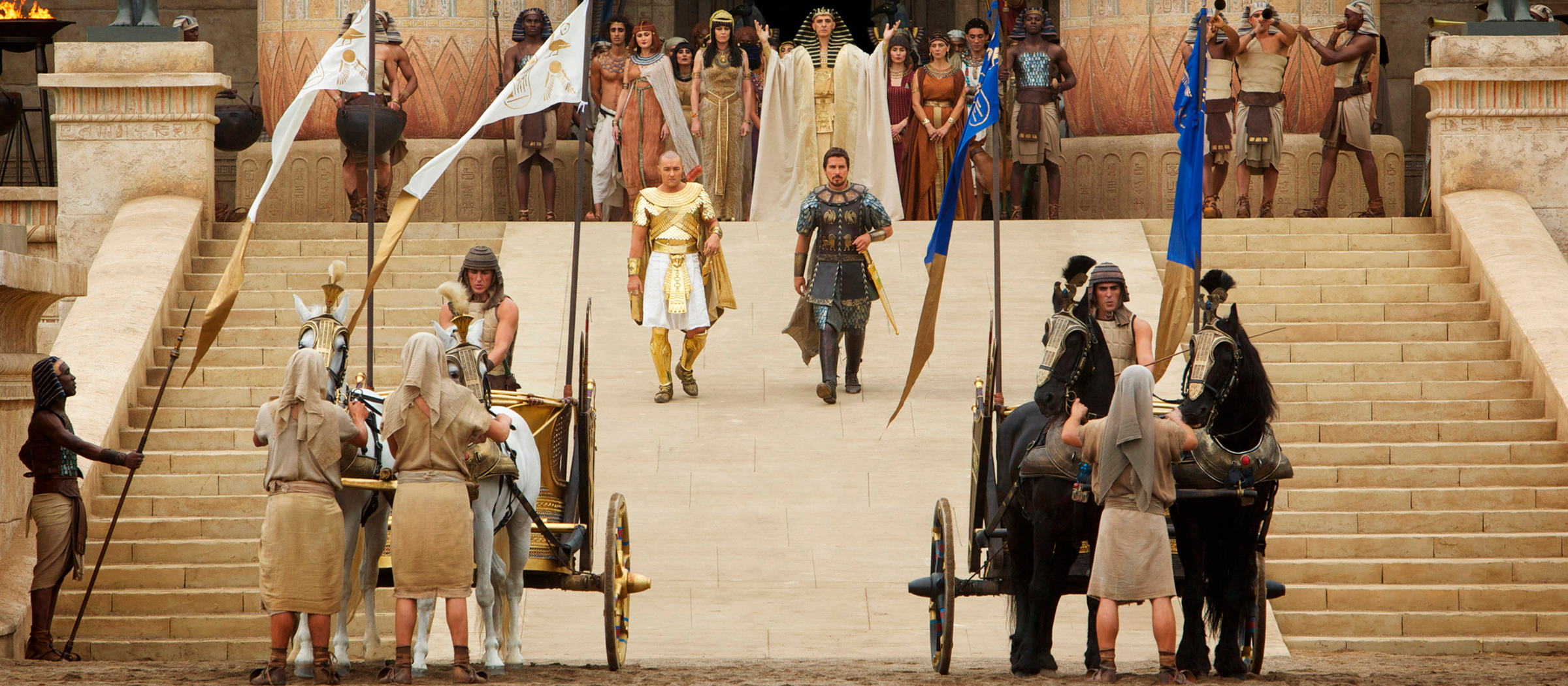 Exodus Götter Und Könige Andalucía Destino De Cine