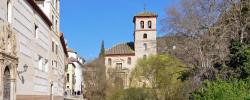 Andalucia Destino de Cine - Iglesia de San Pedro y San Pablo