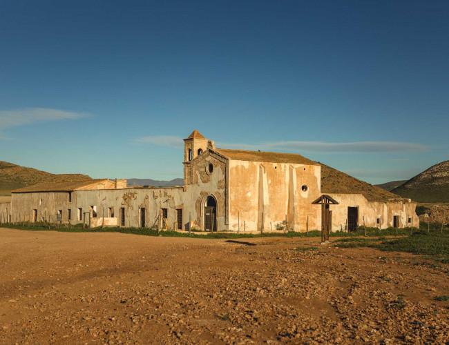 Andalucia Destino de Cine - Cortijo del Fraile
