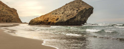 Andalucia Destino de Cine - Playa de Mónsul