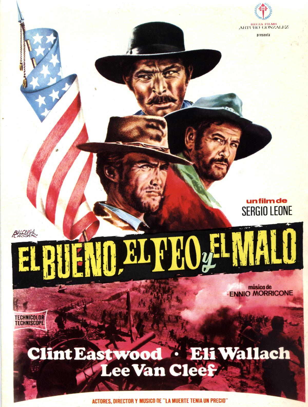 Andalucia Destino de Cine - The Good, the Bad and the Ugly