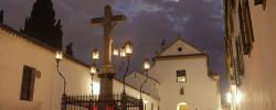 Andalucia Destino de Cine - Plaza de Capuchinos y Cristo de los Faroles