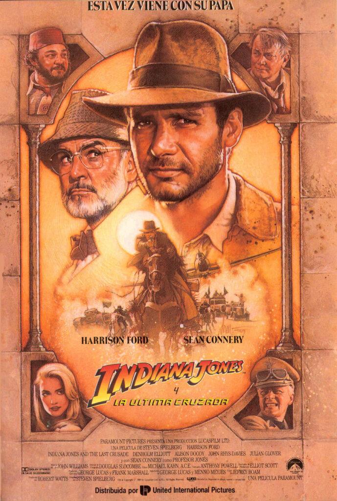 Andalucia Destino de Cine - Indiana Jones y la última cruzada