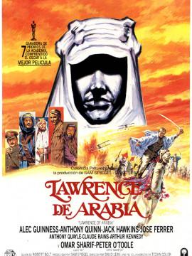 Andalucia Destino de Cine - Lawrence de Arabia