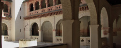 Andalucia Destino de Cine - Monasterio de San Isidoro del Campo