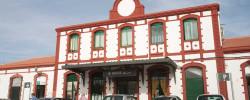 Andalucia Destino de Cine - Estación de trenes