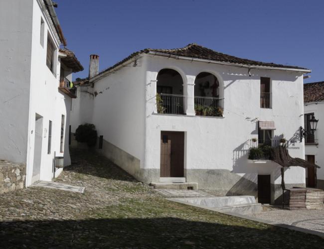 Andalucia Destino de Cine - Linares de la Sierra