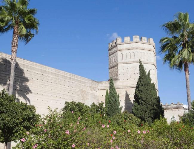 Andalucia Destino de Cine - Alcázar