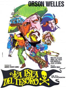Andalucia Destino de Cine - La isla del tesoro