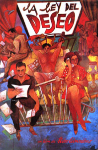 Andalucia Destino de Cine - La ley del deseo