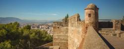 Andalucia Destino de Cine - Castillo de Gibralfaro