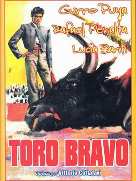 Andalucia Destino de Cine - Toro bravo