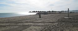 Andalucia Destino de Cine - Playa de Guadalmar