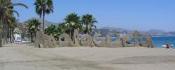 Andalucia Destino de Cine - Playa de la Malagueta