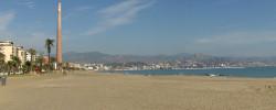Andalucia Destino de Cine - Playa de la Misericordia