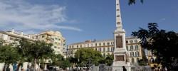 Andalucia Destino de Cine - Plaza de la Merced