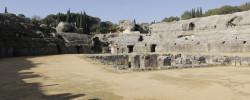 Andalucia Destino de Cine - Conjunto Arqueológico de Itálica