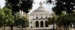 Andalucia Destino de Cine - Casino de la Exposición y Teatro Lope de Vega