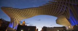 Andalucia Destino de Cine - Las Setas