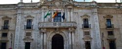 Andalucia Destino de Cine - Rectorado de la Universidad