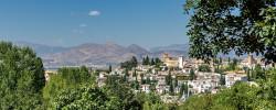 Andalucia Destino de Cine - Barrio del Albaicín y Centro-Sagrario
