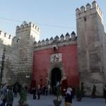 Andalucia Destino de Cine - Reales Alcázares von Sevilla