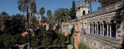 Andalucia Destino de Cine - Reales Alcázares