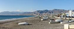 Andalucia Destino de Cine - Playa de Balerma