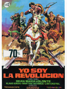 Andalucia Destino de Cine - Yo soy la revolución