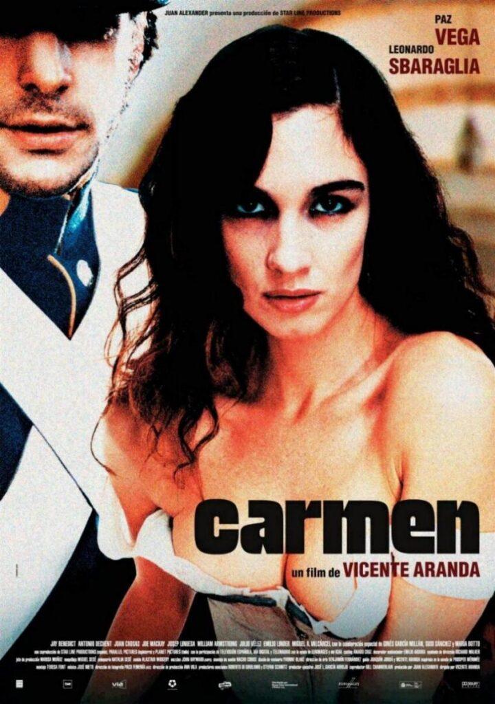 Andalucia Destino de Cine - Carmen