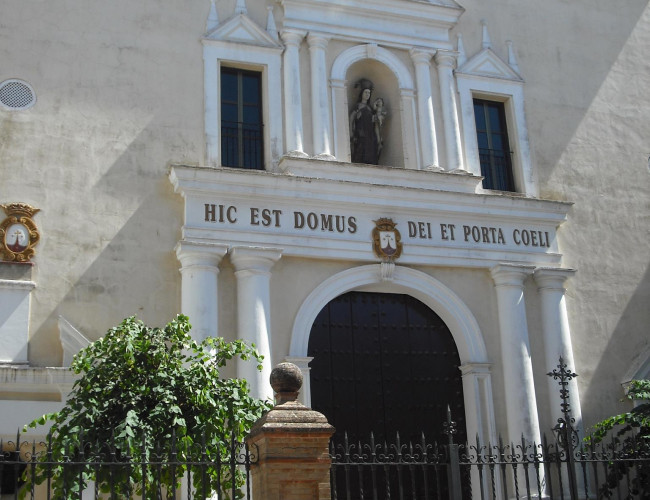 Andalucia Destino de Cine - Parroquia de Nuestra Señora del Carmen