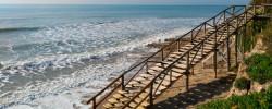 Andalucia Destino de Cine - Playa de Costa Ballena