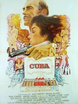 Andalucia Destino de Cine - Cuba