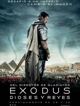 Andalucia Destino de Cine - Exodus. Dioses y reyes.