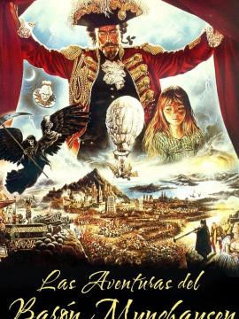 Andalucia Destino de Cine - Las aventuras del Barón Münchausen
