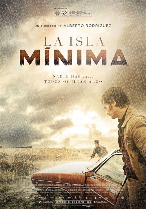 Andalucia Destino de Cine - La Isla Mínima