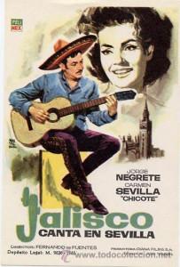 Andalucia Destino de Cine - Jalisco canta en Sevilla