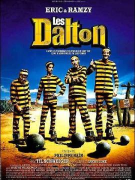 Andalucia Destino de Cine - Los Dalton contra Lucky Luke