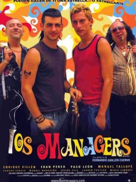 Andalucia Destino de Cine - Los managers