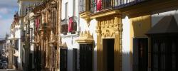 Andalucia Destino de Cine - Calle San Pedro