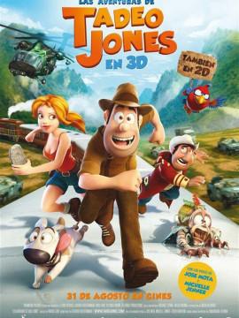 Andalucia Destino de Cine - Las aventuras de Tadeo Jones