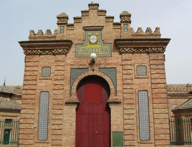 Andalucia Destino de Cine - Old Slaughterhouse