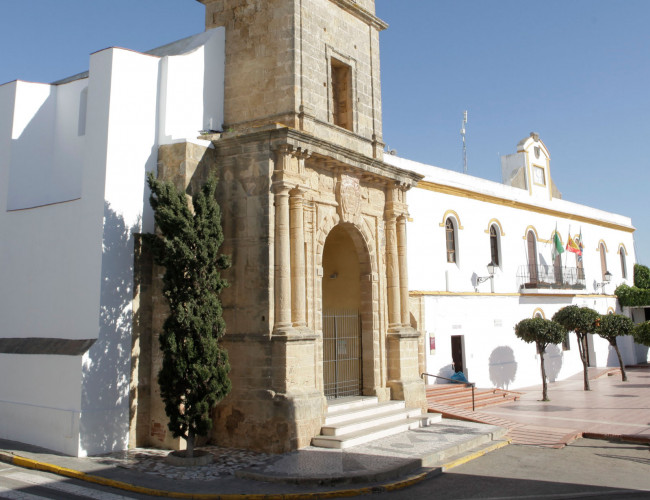 Andalucia Destino de Cine - Iglesia de Santa Catalina