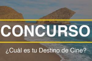 Andalucia Destino de Cine - Concurso «¿Cuál es tu Destino de Cine?»