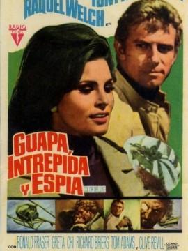 Andalucia Destino de Cine - Guapa, intrépida y espía