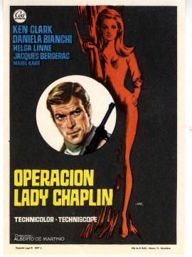 Andalucia Destino de Cine - Operación Lady Chaplin