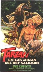 Andalucia Destino de Cine - Tarzán en las minas del rey Salomón