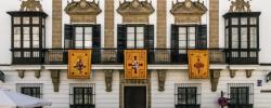 Andalucia Destino de Cine - Palacio de la Condesa de Casares