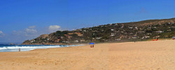 Andalucia Destino de Cine - The los Alemanes beach