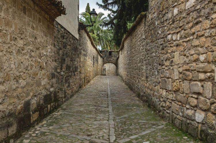 Andalucia Destino de Cine - Rincones de Baeza imprescindibles para una visita de cine